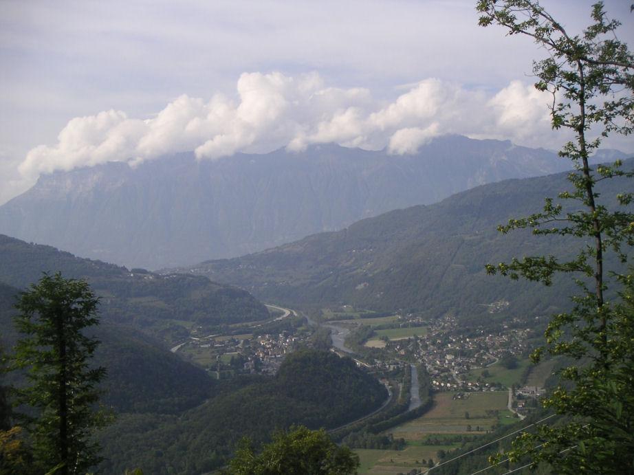 Aiguebelle, entrée de la Maurienne © SPM