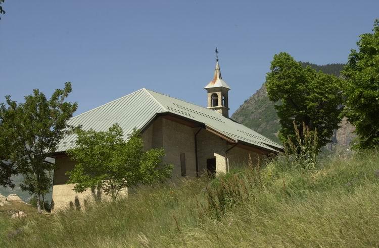 Chapelle de Montandré © Hermillon