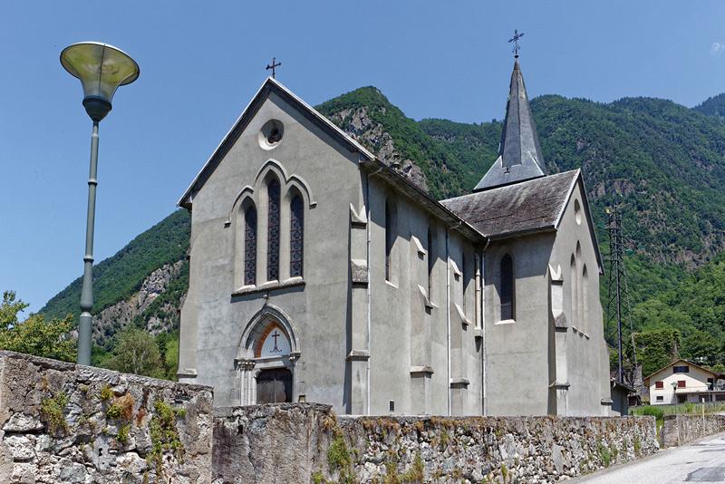l'église ©