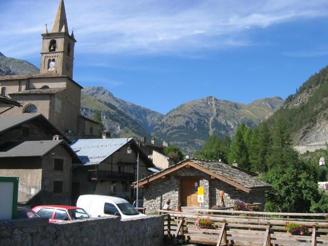 Village de Termignon © SPM