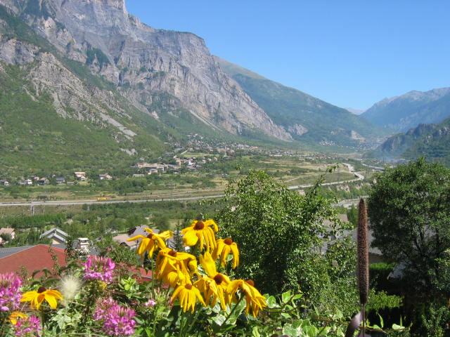 La vallée depuis Villargondran © SPM