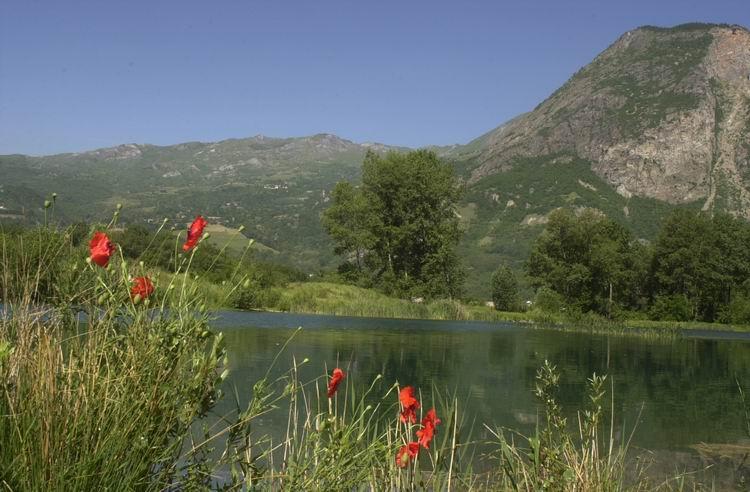 Lac de l'Echaillon © Hermillon