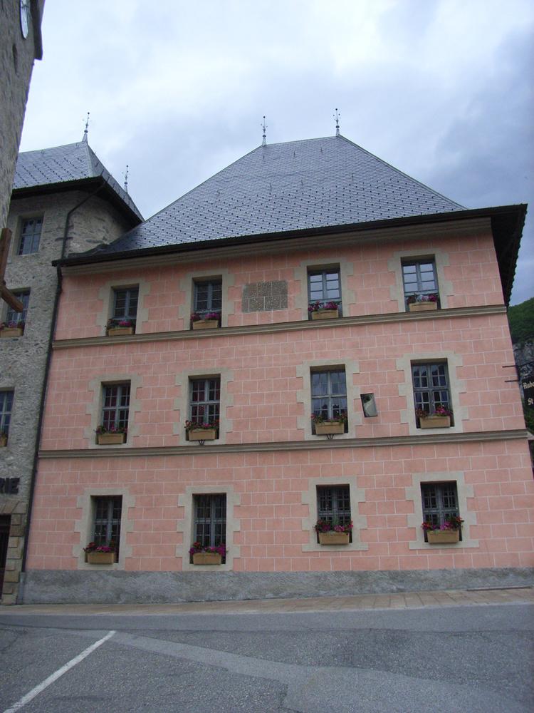 Saint martin la porte pays de maurienne communes de - La balnche porte ...
