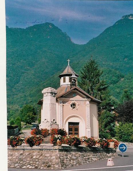 L'église de Saint-Rémy-de-Maurienne © Saint-Rémy-de-Maurienne